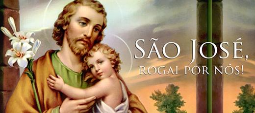 Resultado de imagem para São José, nosso padroeiro!